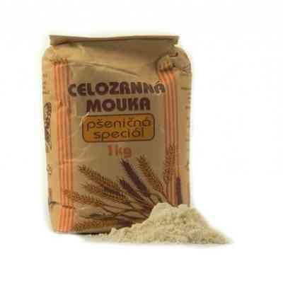 Celozrnná pšeničná speciál