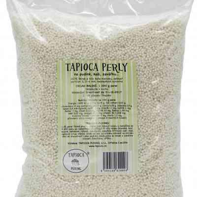 Tapioca perly